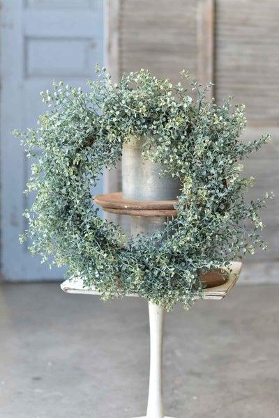 """Baby's Twilight Wreath 20"""""""