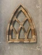 Hand Carved Decorative Windows  Parsonage Wood
