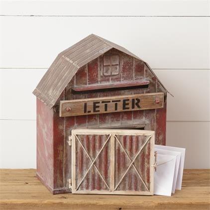 Mailbox Barn