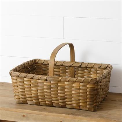 Chipwood Basket
