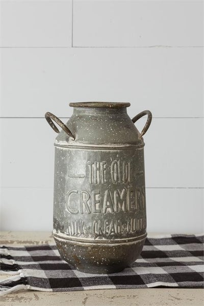 Milk Can - The Old Creamery