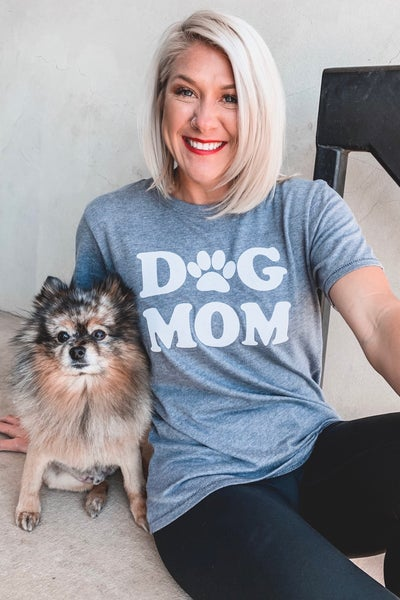 PLUS/REG Dog Mom