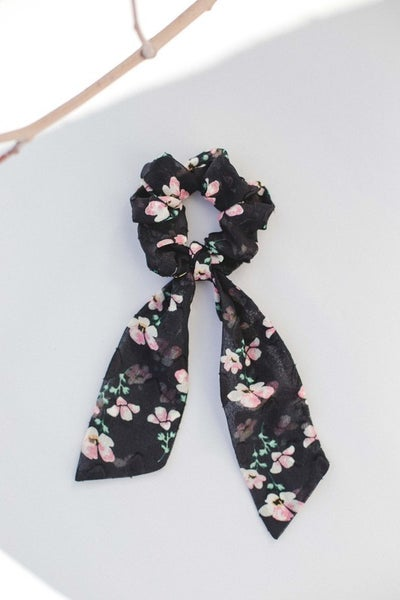 Removable Bandana Hair Tie *FINAL SALE*