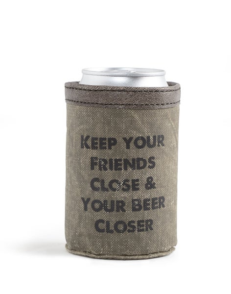 Friends Closer Koozie