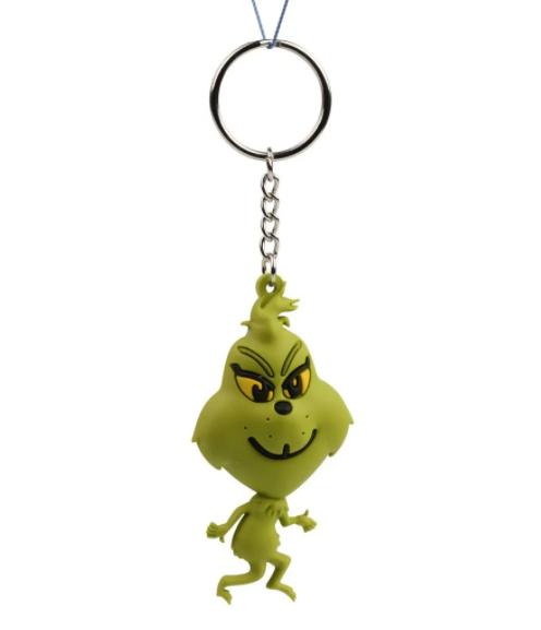Grinch Key Chain