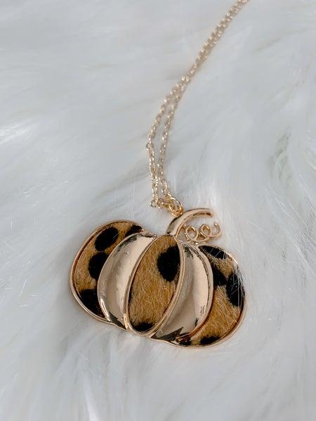 Wild Pumpkin Pendant