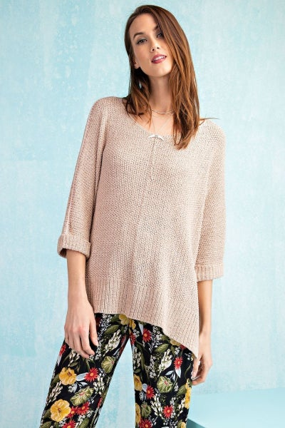 It's A Breeze Knit Top