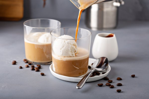 Vanilla Cream Coffee