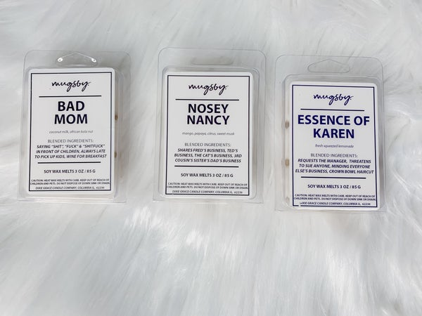 Wax Melts - Funny Assorted