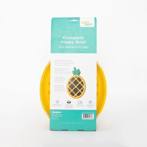 Pineapple Happy Food Bowl