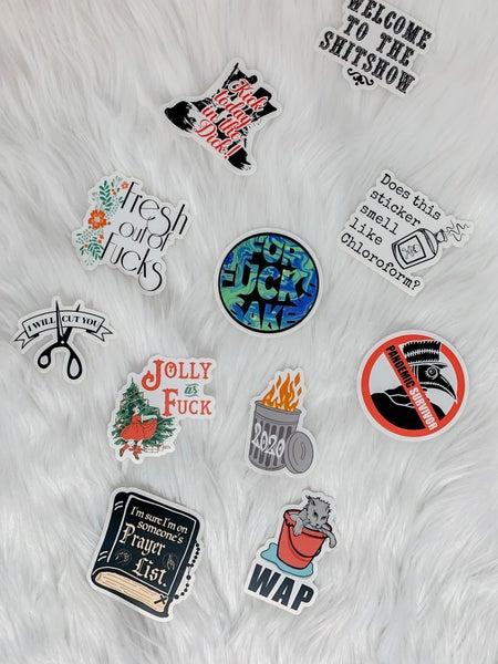Snarky Stickers