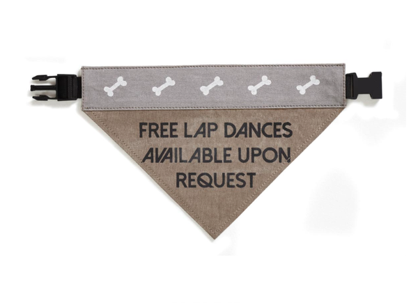 Lap Dance Dog Bandana