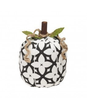 Small Zara Fabric Pumpkin