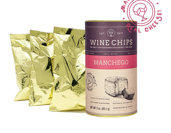 Wine Chips (Three Flavors)