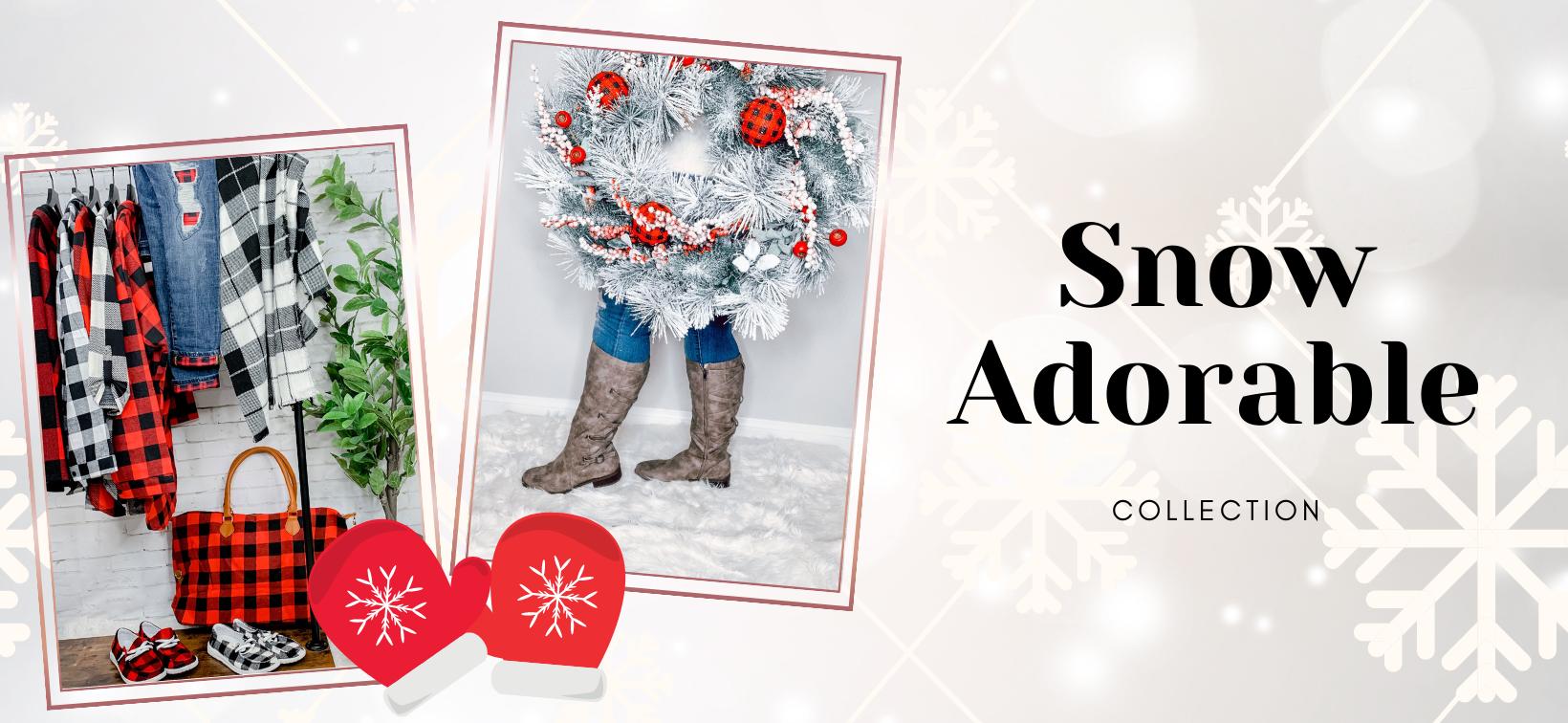 Snow Adorable Winter Collection