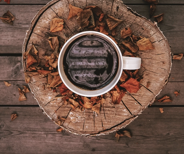 Autumn Spice Coffee