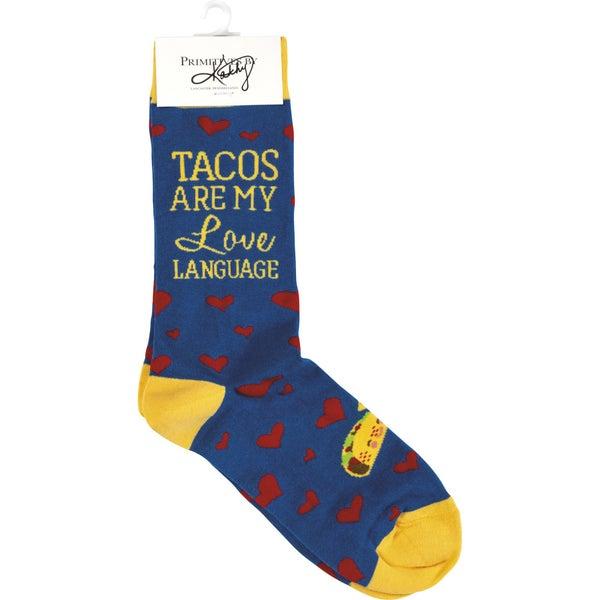 Tacos Are My Love Language