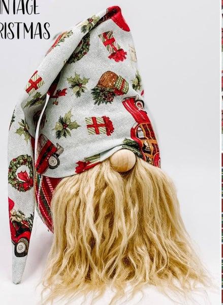 Vintage Christmas Gnome