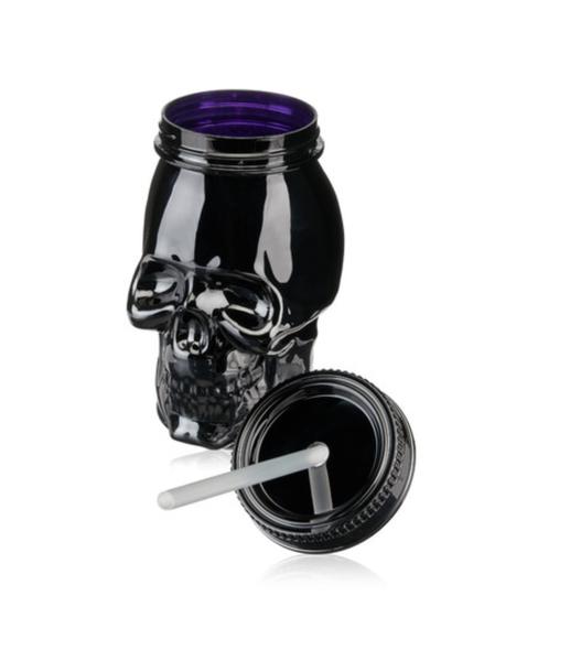 Skull Drink Tumbler