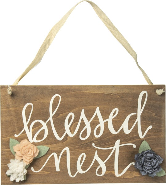 Blessed Nest Hanging