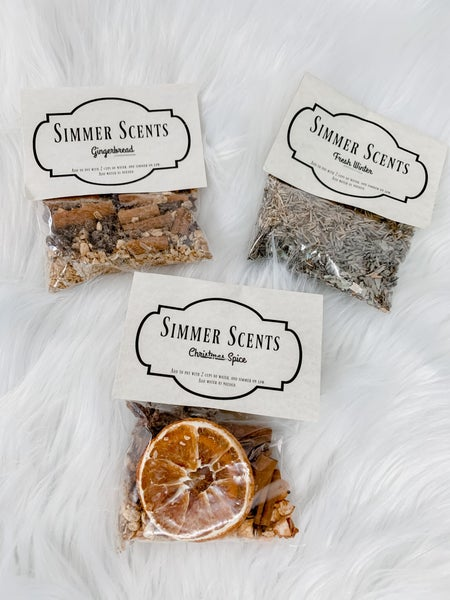 Simmer Winter Scents