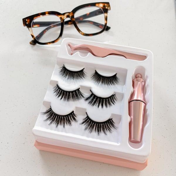 Magnetic Eyelash Kit - Luxe Longer Lashes