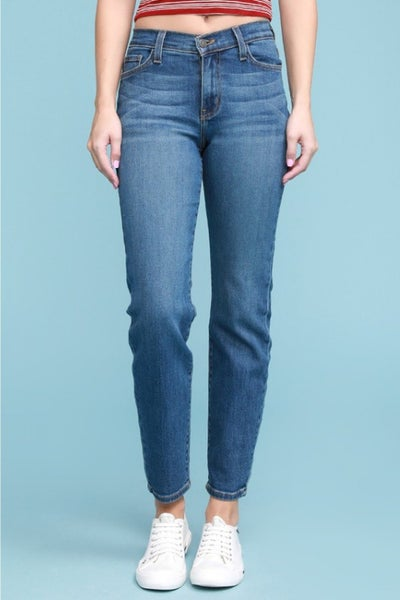 Judy Blue Relaxed Fit Denim