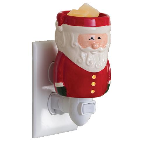 Santa Pluggable Fragrance Warmer