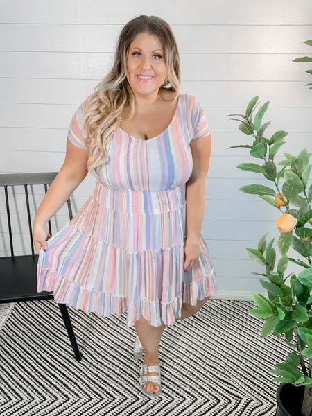 PLUS/REG Summer Lovin' Dress *FINAL SALE*