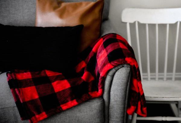 Buffalo Plaid Blanket (two colors)