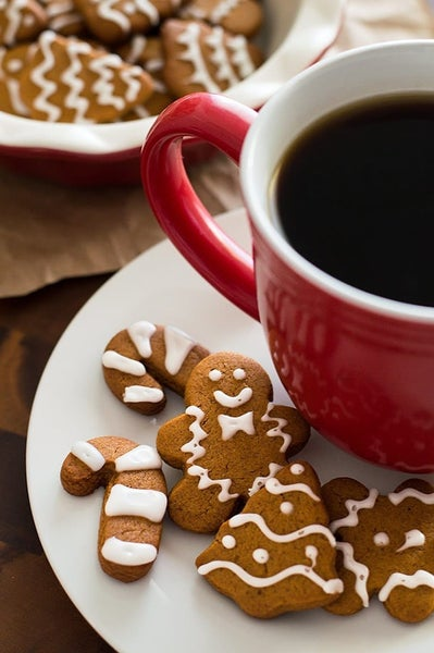 Gingerbread Cookie Coffee