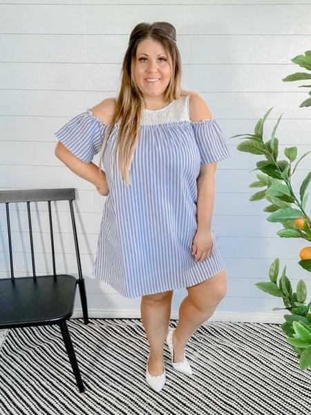 PLUS/REG Summertime Dress