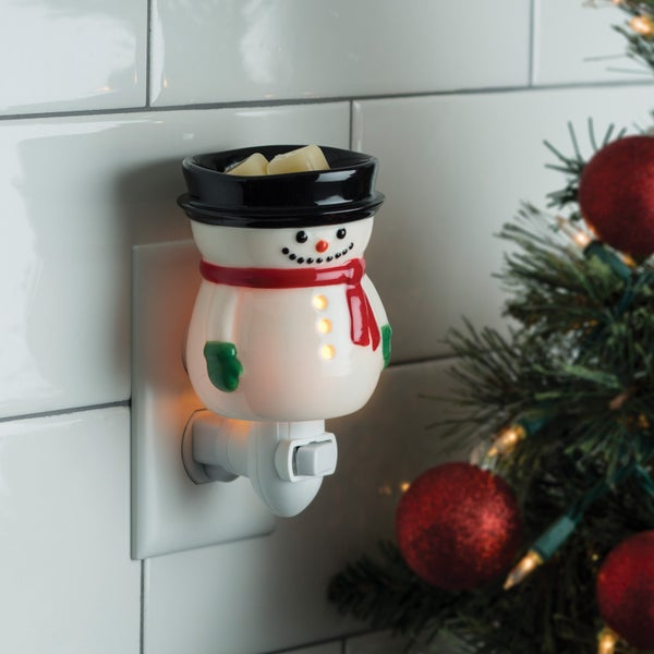 Frosty Pluggable Fragrance Warmer