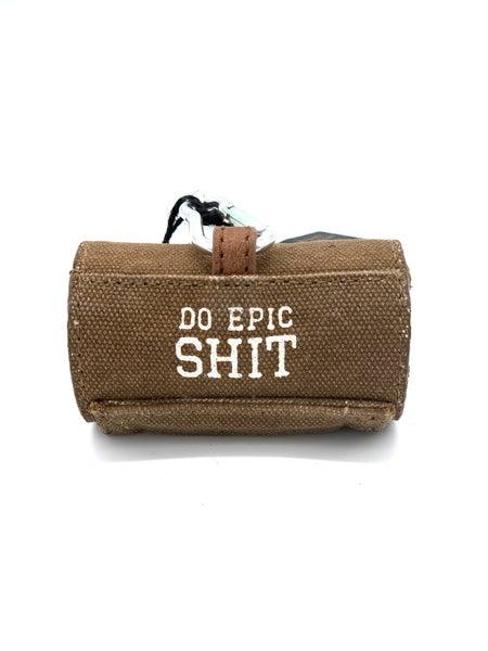 Epic Shit Bag Dispenser