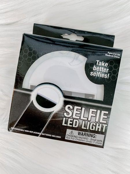 """4"""" Selfie LED Light"""