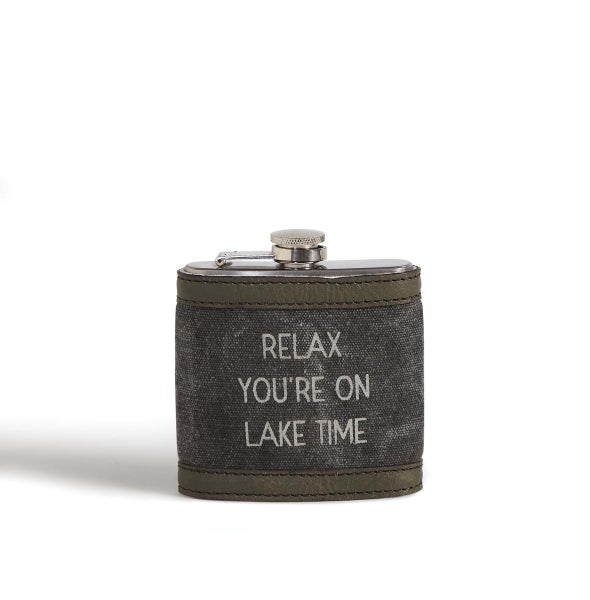 Lake Time Flask