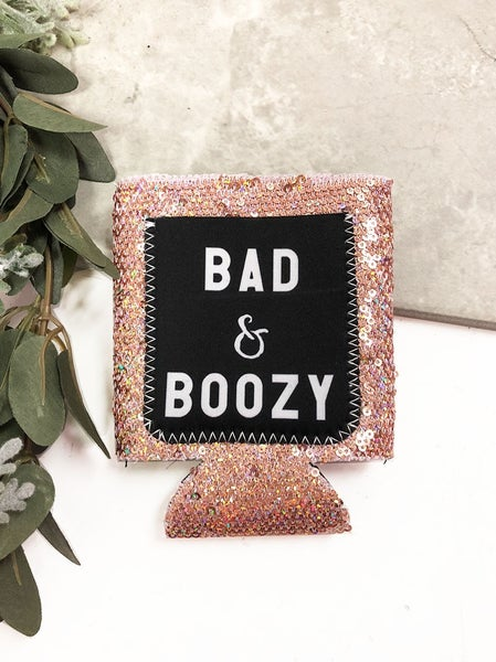 Bad and Boozy Can Cooler