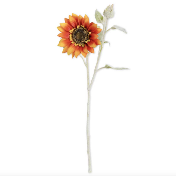 19 Inch Real Touch Sunflower
