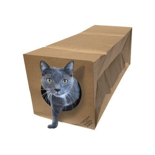 The Original Hide and Sneak Cat Tunnel *FINAL SALE*