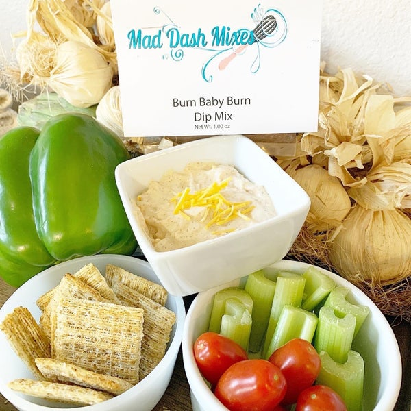 Easy Dip Mixes