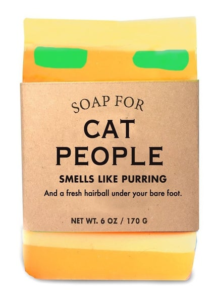 Soap Bar for Dog + Cat People
