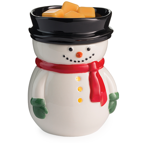 Frosty Illumination Fragrance Warmer