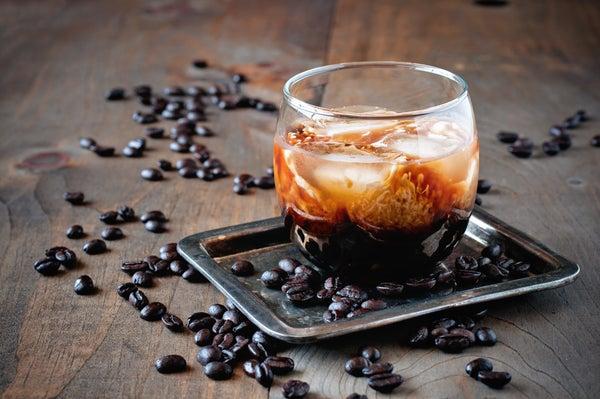 Kahlua + Cream Coffee