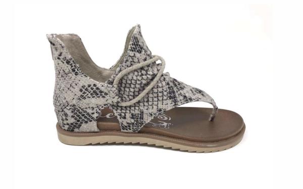 Sparta Cream Sandals