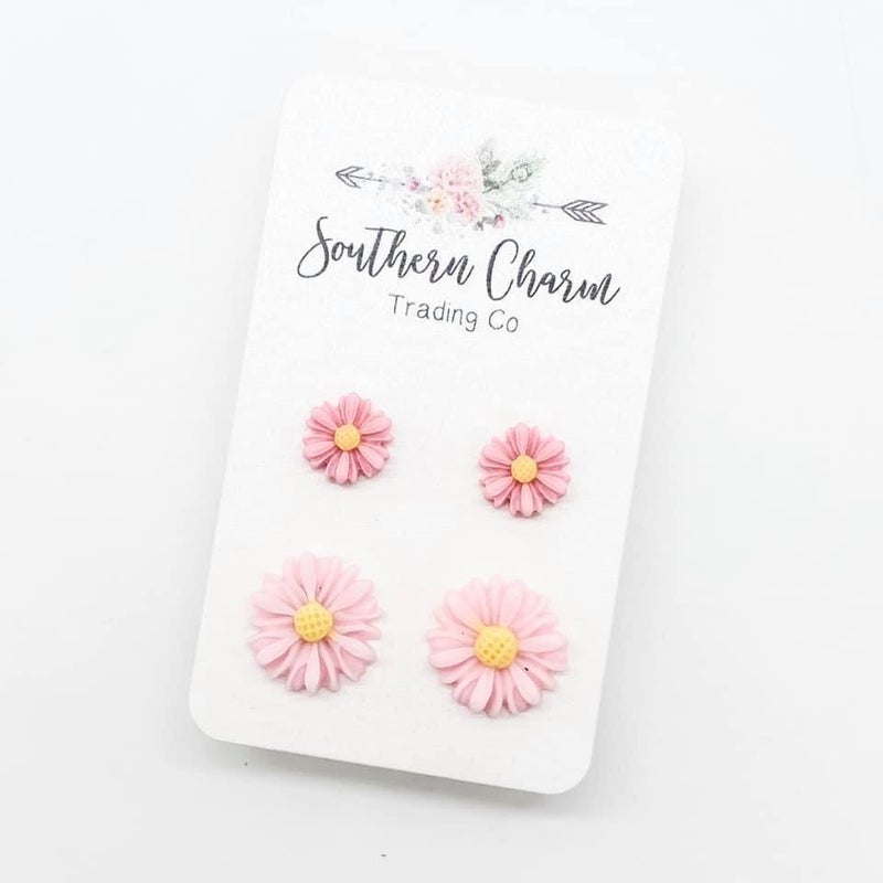 Daisy Mommy and Me Earring Sets