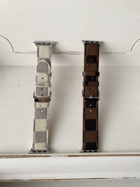 Checkered London Watch Bands