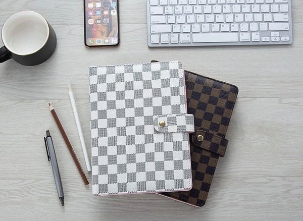 Checkered London Journal/Planner & Refill Pages