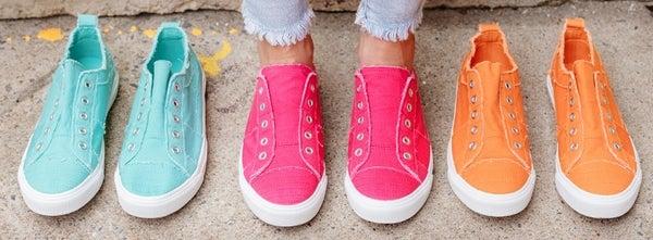 Babalu Slip On Sneakers