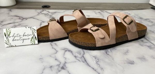 Cork Sandals *Final Sale*