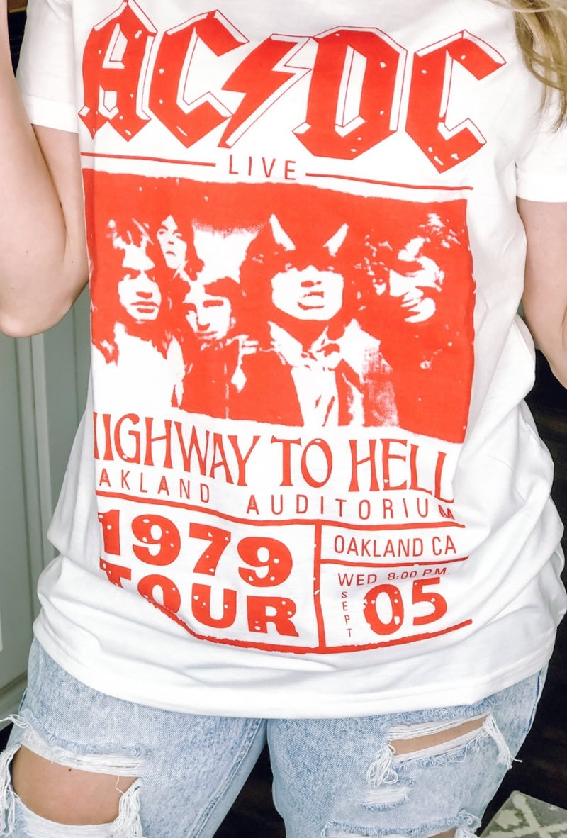 ACDC Graphic Tee